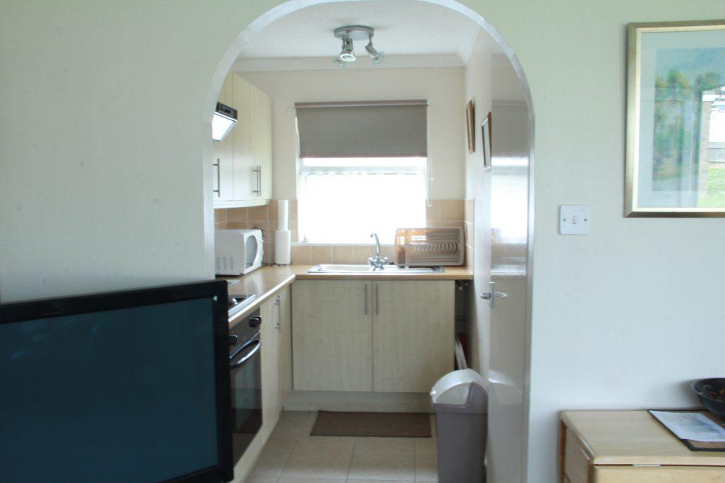 Sands 420 kitchen
